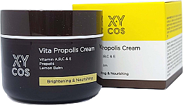 Perfumería y cosmética Crema facial iluminadora nutritiva con propóleo - XYcos Vita Propolis Cream