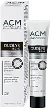 Perfumería y cosmética Crema facial hidratante con ácido hialurónico y manteca de karité - ACM Laboratoire Duolys Riche Anti-Aging Moisturizing Skincare