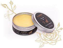 Perfumería y cosmética Exfoliante corporal, rosa - Almond Cosmetics Rose Body Scrub