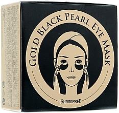 Perfumería y cosmética Parches para contorno de ojos de hidrogel con oro y extracto de perla - Shangpree Gold Hydrogel Eye Mask