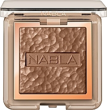 Perfumería y cosmética Bronceador facial compacto - Nabla Miami Lights Collection Skin Bronzing