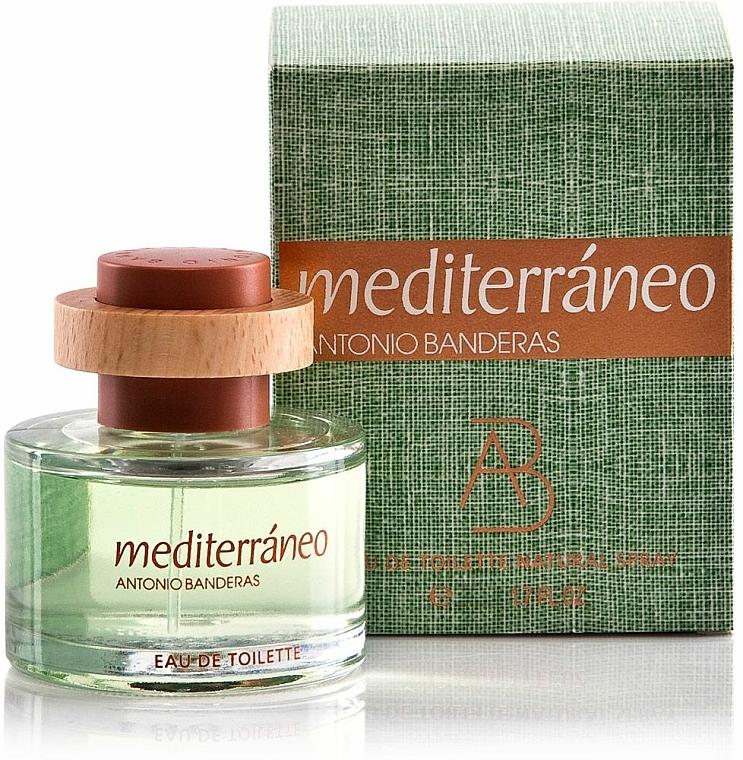 Mediterraneo Antonio Banderas - Eau de toilette — imagen N1