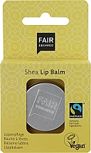 Perfumería y cosmética Bálsamo labial de manteca de karité con vainilla - Fair Squared Lip Balm Shea
