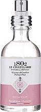 Perfumería y cosmética Bruma para ropa de cama y textiles del hogar con aroma a rosa blanca - Le Chatelard 1802