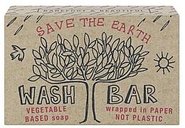 Perfumería y cosmética Jabón de manos vegano con aroma a bergamota - Bath House Barefoot And Beautiful Hand Soap Wash Bar Bergamot