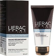 Perfumería y cosmética Bálsamo aftershave con extracto de romero - Lierac Homme Ultra-Moisturizing Comforting Balm