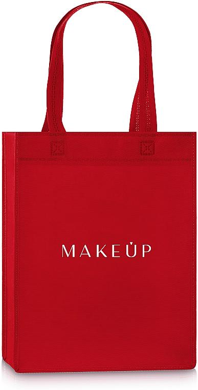 """Bolso shopper borgoña """"Springfield"""" - MakeUp Eco Friendly Tote Bag"""