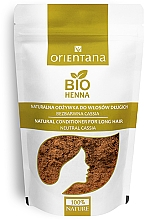 Perfumería y cosmética Acondicionador a base de hierbas 100% natural para cabello largo - Orientana Bio Henna Herbal Long Hair