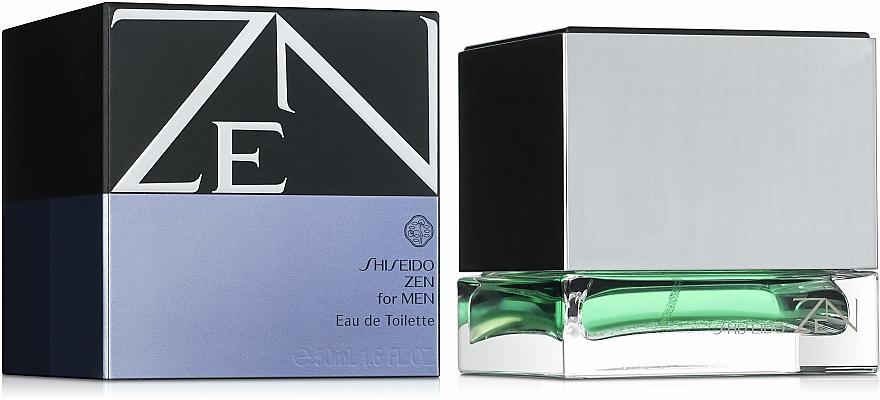 Shiseido Zen for Men - Eau de toilette — imagen N2