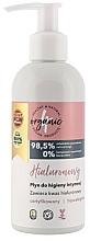Perfumería y cosmética Gel de higiene íntima con ácido hialurónico - 4Organic Hyaluronic Intimate Gel