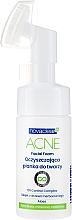 Perfumería y cosmética Espuma facial con aloe vera - Novaclear Acne Facial Foam