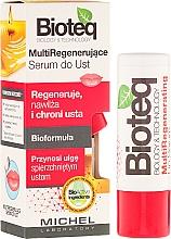 Perfumería y cosmética Sérum labial regenerador con aceites naturales de argán y jojoba - Bioteq Multi Regenerating Lip Serum
