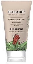 Perfumería y cosmética Desodorante en crema con extracto de aloe vera - Ecolatier Organic Aloe Vera Deodorant