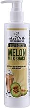 Perfumería y cosmética Loción corporal 100% natural con extracto de melón - Stani Chef's Body Food Melon Milk Shake Body Lotion