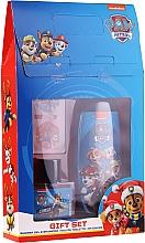 Perfumería y cosmética Nickelodeon Paw Patrol - Set infantil (eau de toilette/50ml + gel de ducha y champú, 2en1/250ml + pegatinas)