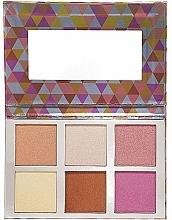 Perfumería y cosmética Paleta de maquillaje - Bellapierre Glowing Palette 2