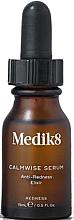 Perfumería y cosmética Sérum facial calmante antirojeces con extracto de teprenona y salvia orgánica - Medik8 Calmwise Serum Anti-Redness Elixir