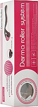Perfumería y cosmética Mesoroller antiedad con 540 agujas de titanio, 1mm - MT ROLLER Derma Roller System