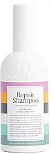 Perfumería y cosmética Champú vegano reparador con vitamina E, aceites de macadamia y mora - Waterclouds Repair Shampoo