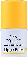 Perfumería y cosmética Bálsamo labial con aceite de aguacate y mongongo - Drunk Elephant Lippe Balm