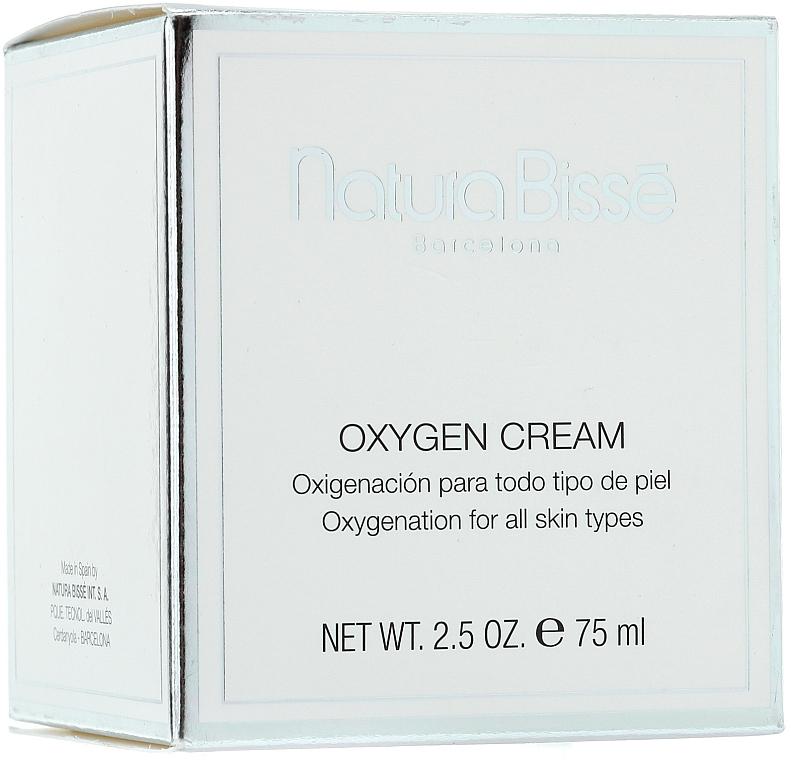 Crema facial purificante con oxígeno activo - Natura Bisse Oxygen Cream — imagen N2