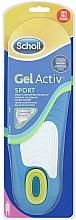 Perfumería y cosmética Plantillas de gelactiv sport para mujer - Scholl Gel Activ Insole Sport Woman
