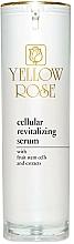 Perfumería y cosmética Sérum facial revitalizante con extractos y células madre de frutas - Yellow Rose Cellular Revitalizing Serum