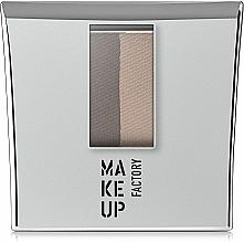 Polvo compacto para cejas - Make Up Factory Eye Brow Powder — imagen N2
