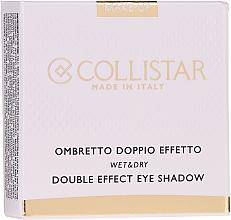 Perfumería y cosmética Sombras de ojos horneados ultra perlados de doble uso - Collistar Double Effect Eye-Shadow Wet & Dry
