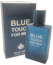 Perfumería y cosmética Real Time Blue Touch - Eau de toilette