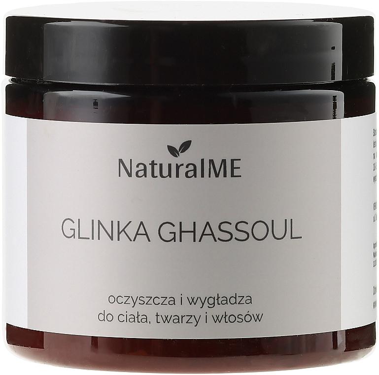 Arcilla natural negra volcánica - NaturalME Ghassoul