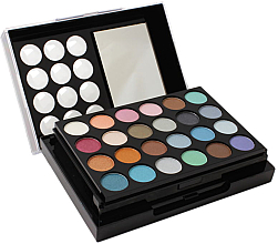 Perfumería y cosmética Set de maquillaje - Makeup Trading Palette Urban Beauty Case Cosmetic Set Travel All You Need to Go