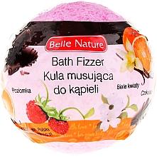 Perfumería y cosmética Bomba de baño, rosa - Belle Nature