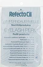 Perfumería y cosmética Rodillos para rizado permanente de pestañas, XL, 36uds. (recambio) - RefectoCil Eyelash Perm
