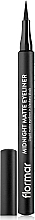 Perfumería y cosmética Delineador de ojos - Flormar Midnight Matte Eyeliner