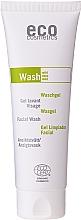 Perfumería y cosmética Gel de limpieza facial con extracto de uva y té verde - Eco Cosmetics