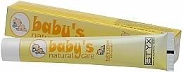 Perfumería y cosmética Crema protectora de pañal con vitamina E y extracto de camomila - Styx Naturcosmetic Baby's Natural Care