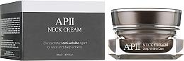 Perfumería y cosmética Crema antiarrugas para cuello y escote con manteca de karité - The Skin House Ap-Ii Professional Ex Restore Neck Cream