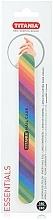 Perfumería y cosmética Lima de uñas - Titania Rainbow Nail File