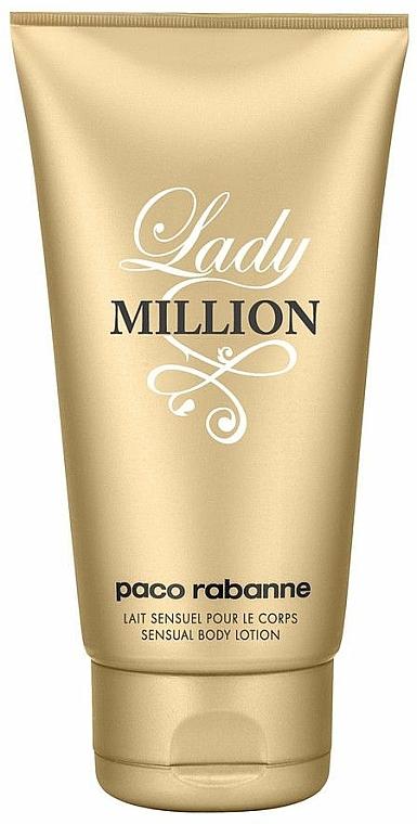 Paco Rabanne Lady Million - Loción corporal perfumada — imagen N1