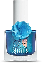 Perfumería y cosmética Esmalte de uñas infantil, lavable y no tóxico - Snails Fleur