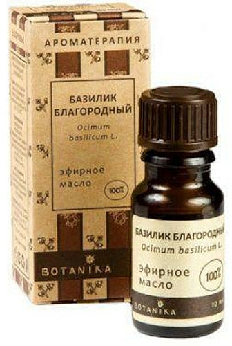 Aceite esencial de albahaca 100% natural - Botavikos