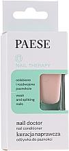 Perfumería y cosmética Tratamiento para uñas con vitamina E y aceite de rosa - Paese Nail Doctor