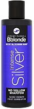 Perfumería y cosmética Champú anti tonos amarillos con aceite de semilla de amapola - Jerome Russell Bblonde Intense Silver No Yellow Shampoo
