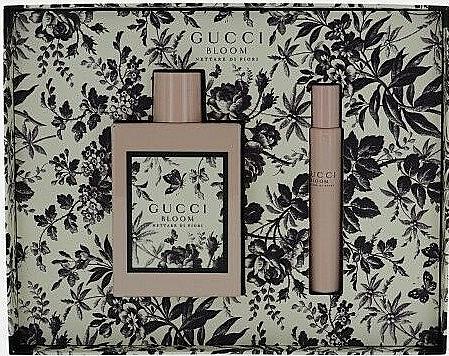 Gucci Bloom Nettare Di Fiori - Set (eau de parfum/100ml + eau de parfum/mini/7.4ml)