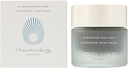 Perfumería y cosmética Mascarilla facial con oligopéptidos y aminoácidos - Omorovicza Ultramood Mud Mask