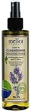 Perfumería y cosmética Acondicionador protector de color con extracto de lavanda, sin aclarado - Melica Organic Leave-in Protecting Colour Conditioner