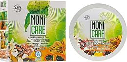 Perfumería y cosmética Exfoliante corporal de sal de Himalaya y extracto de papaya - Nonicare Intensive Salt Body Scrub