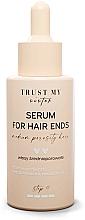 Perfumería y cosmética Sérum para cabello de porosidad media con aceites de macadamia y aguacate - Trust My Sister Medium Porosity Hair Serum For Hair Ends