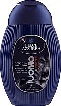 Perfumería y cosmética Gel de ducha y champú para hombre con pantenol Excite - Paglieri Felce Azzurra Shampoo And Shower Gel For Man